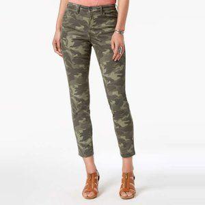 H&M Army Print Pants